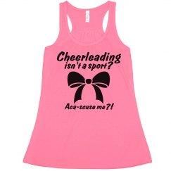Cheer Isn't A Sport