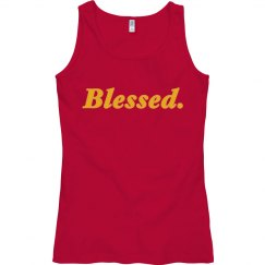 Blessed Period Tank