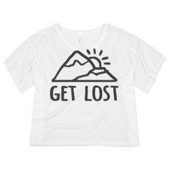 Get Lost in the Mountains Crop