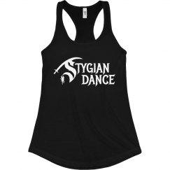 Stygian Dance Flowy Tank