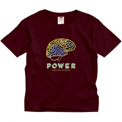 KIDS: Brain Power Tee 2