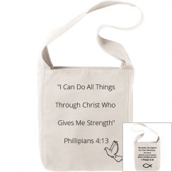 I Can Do All Things Through Christ...