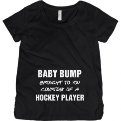 Hockey Player Bump