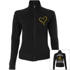 Gymnastics Jacket-Girls-