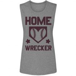 Softball Home Wrecker