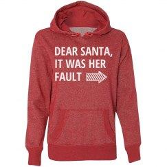 Dear Santa BFF 1
