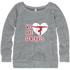 We are Generals Sweatshirt #4