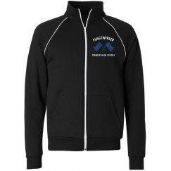 FLAGTWIRLER ZIP FLEECE