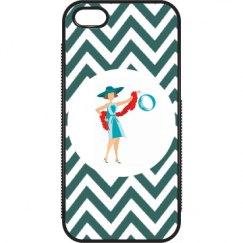 Lady iPhone Logo