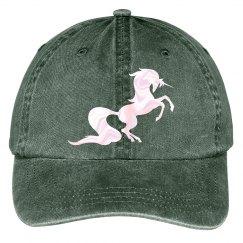 Unicorn Dad Hat