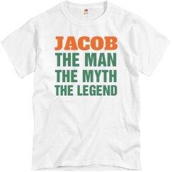 Jacob the legend