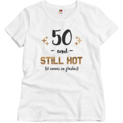 392d36d09 Custom 50th Birthday Shirts, Tank Tops, Hoodies, & More
