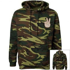 MGF Peaceful Camo Sweatshirt