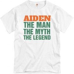 Aiden the man