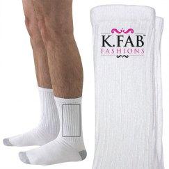 Kfab Crew Socks