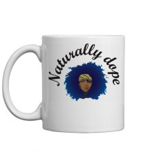 Naturally Dope mug
