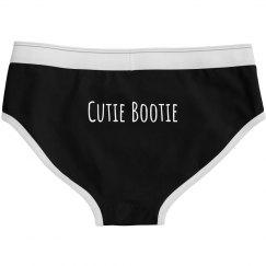 Cutie Bootie