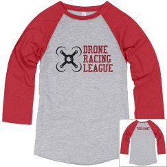 Custom Drone Racing League Tee