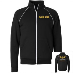 Custom High School Drone Racing Zip-Up