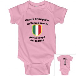Italian Princess