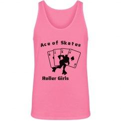 Roller Girl Neon Tank