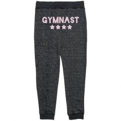 Glitter Gymnast Jogger