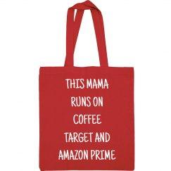 Running On Coffee Target & Amazon