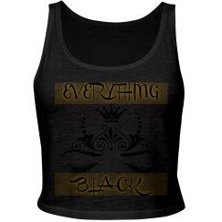 EverythingBlack Tank