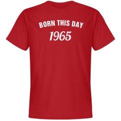 Born this day 1965