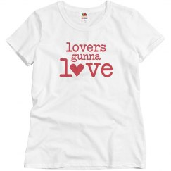 Lovers Gunna Love V-Day Tee