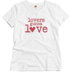 Lovers Gunna Love V-Day Tee