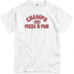 Champs 3 - White, Red & Grey