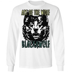 Art of the Wolf Wht