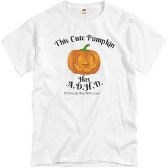 Halloween A.D.H.D.