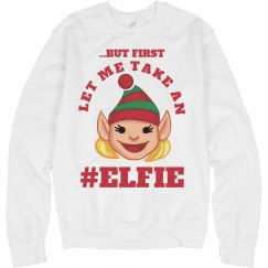 Take An Elfie Selfie