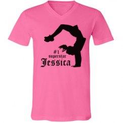 Jessica. Cheerleader