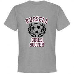 Russell Girls Soccer Old