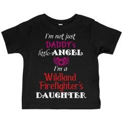 Wildland Firefighter's Daughter