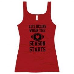 Life begins when