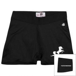 #theunicornbikinibabe - compression shorts