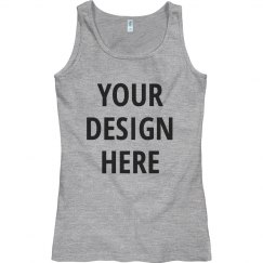 Custom Workout Tank Tops