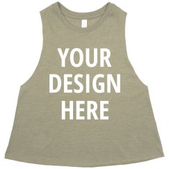 Custom Fashion Workout Tanks