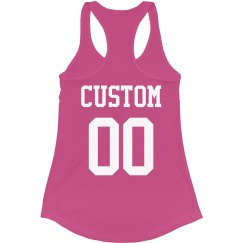 Create Your Own Design Back Print