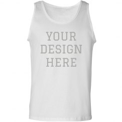 Your Design Here Unisex Tank