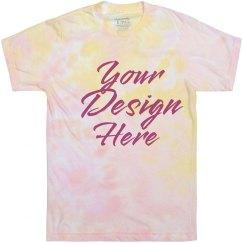 Design Your Own Tie-Dye Tee