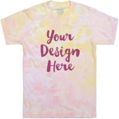 Design Your Own Tie-Dye Tee