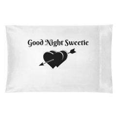 Good Night Sweetie/heart