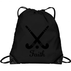 Faith. Field Hockey