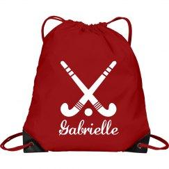 Gabrielle. Field Hockey