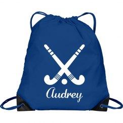 Audrey. Field Hockey